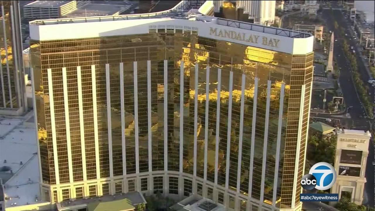 A new lawsuit against Mandalay Bay Resort and Casino represents more than 100 victims and the families of victims who were killed Oct. 1 by a mass shooter at a music festival.