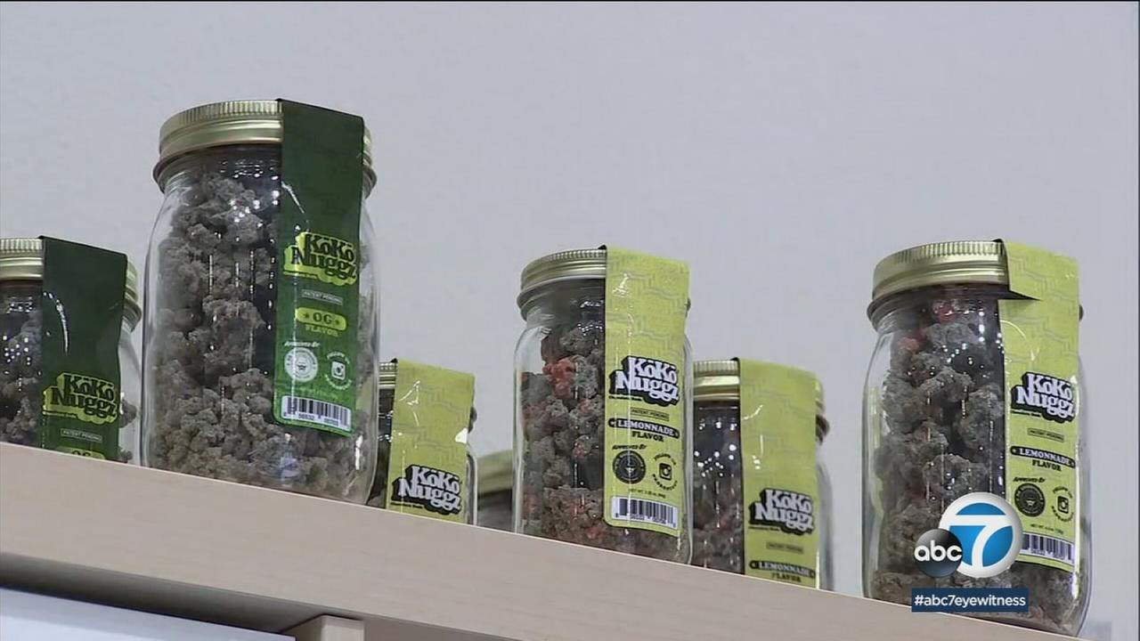 The tiny city of Maywood is jumping in on the cannabis craze, hoping it will result in big profits.