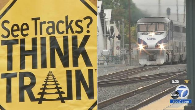 SoCal rail agencies launch train safety campaign