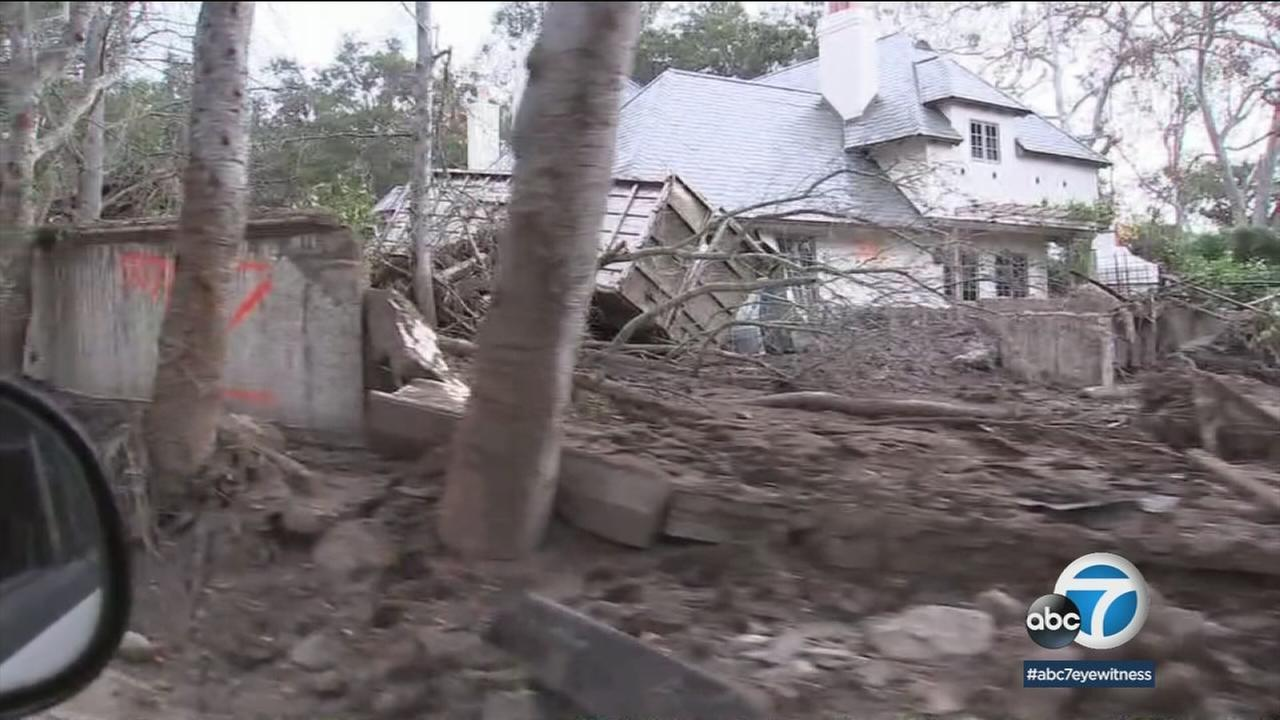 Authorities in Montecito believe they have dodged a bullet when it comes to the potential for rain Friday amid the ongoing cleanup of the deadly mudslides that struck the area.