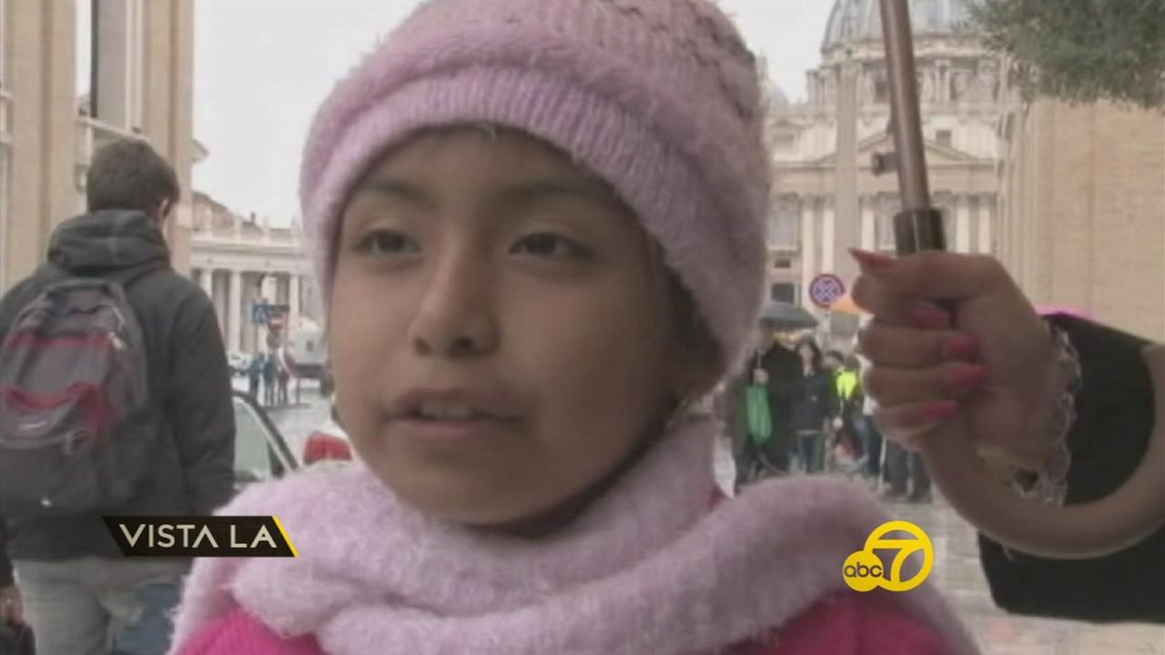 Jersey Vagras, a young immigration activist, is shown in a file photo.