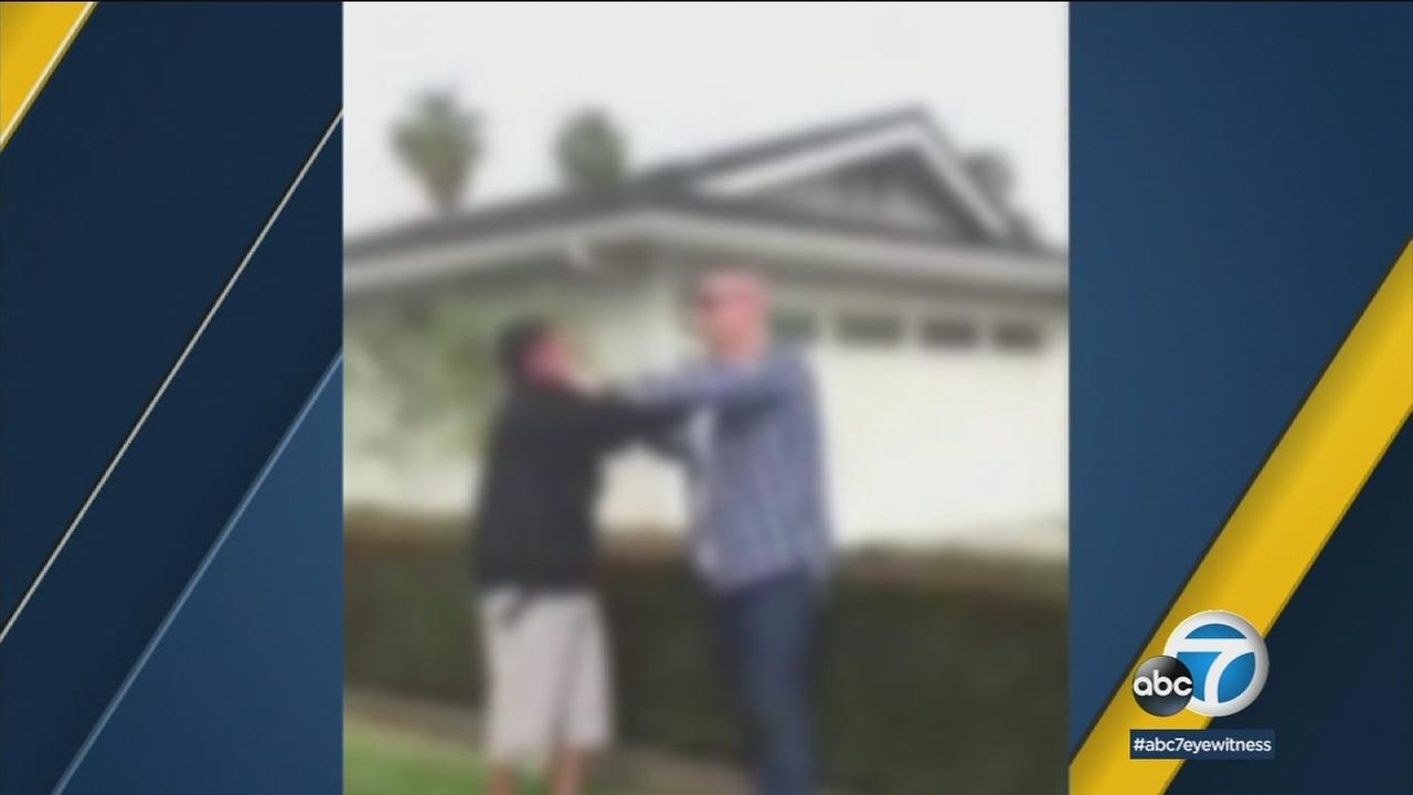 Criminal charges will not be filed against an off-duty LAPD officer who fired his gun during a scuffle with a teen last year.