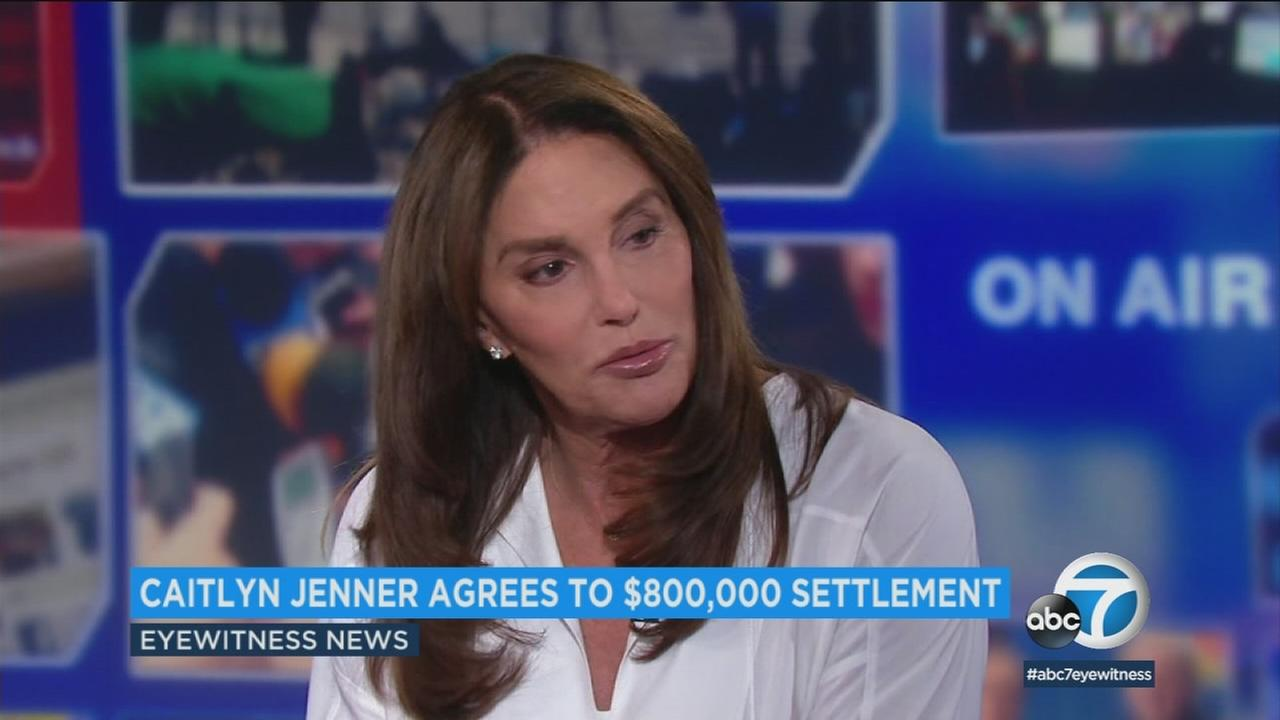 Several family members will be receiving a roughly $800,000 settlement from Caitlyn Jenner after an accident in Malibu in 2015.