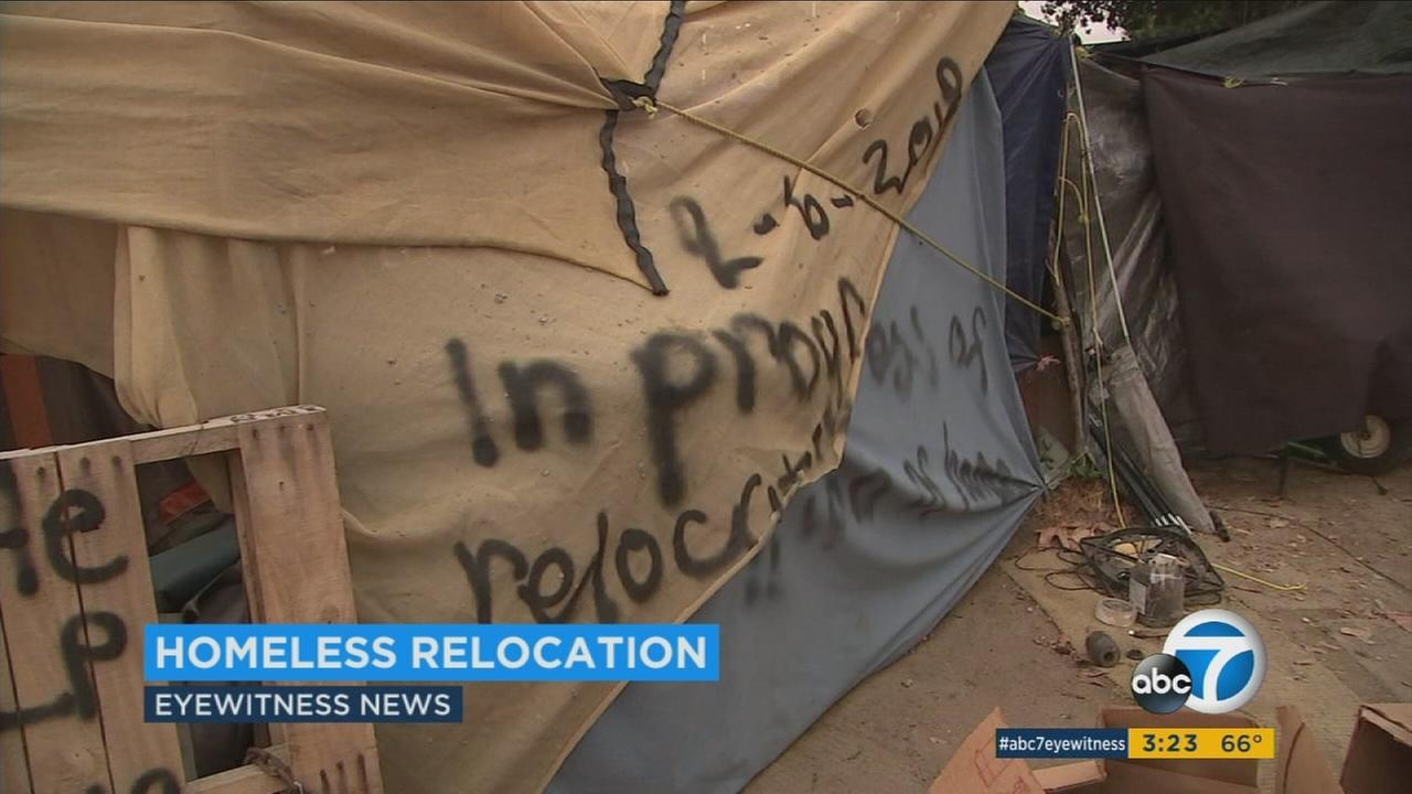 An Orange County judge got an up-close view of living conditions at a homeless encampment along the Santa Ana riverbed.