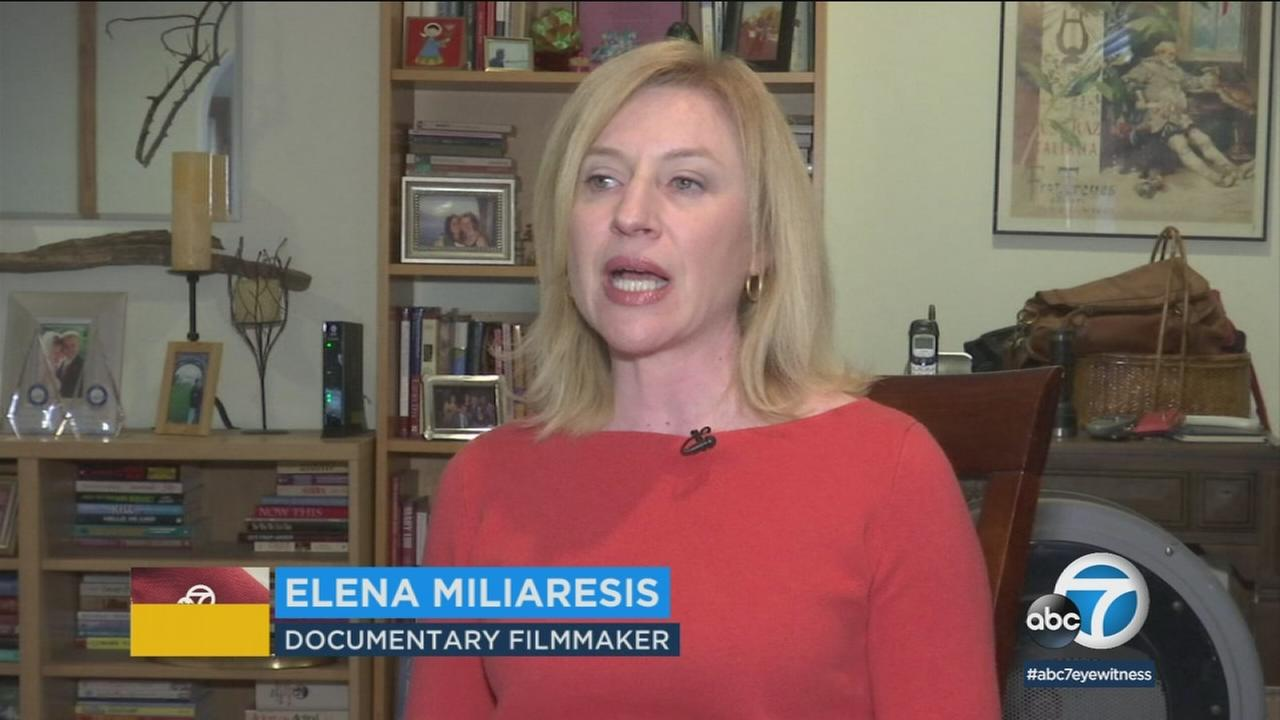 Elena Miliaresis made the documentary While Time Stands Still to chronicle the experience of military family members.