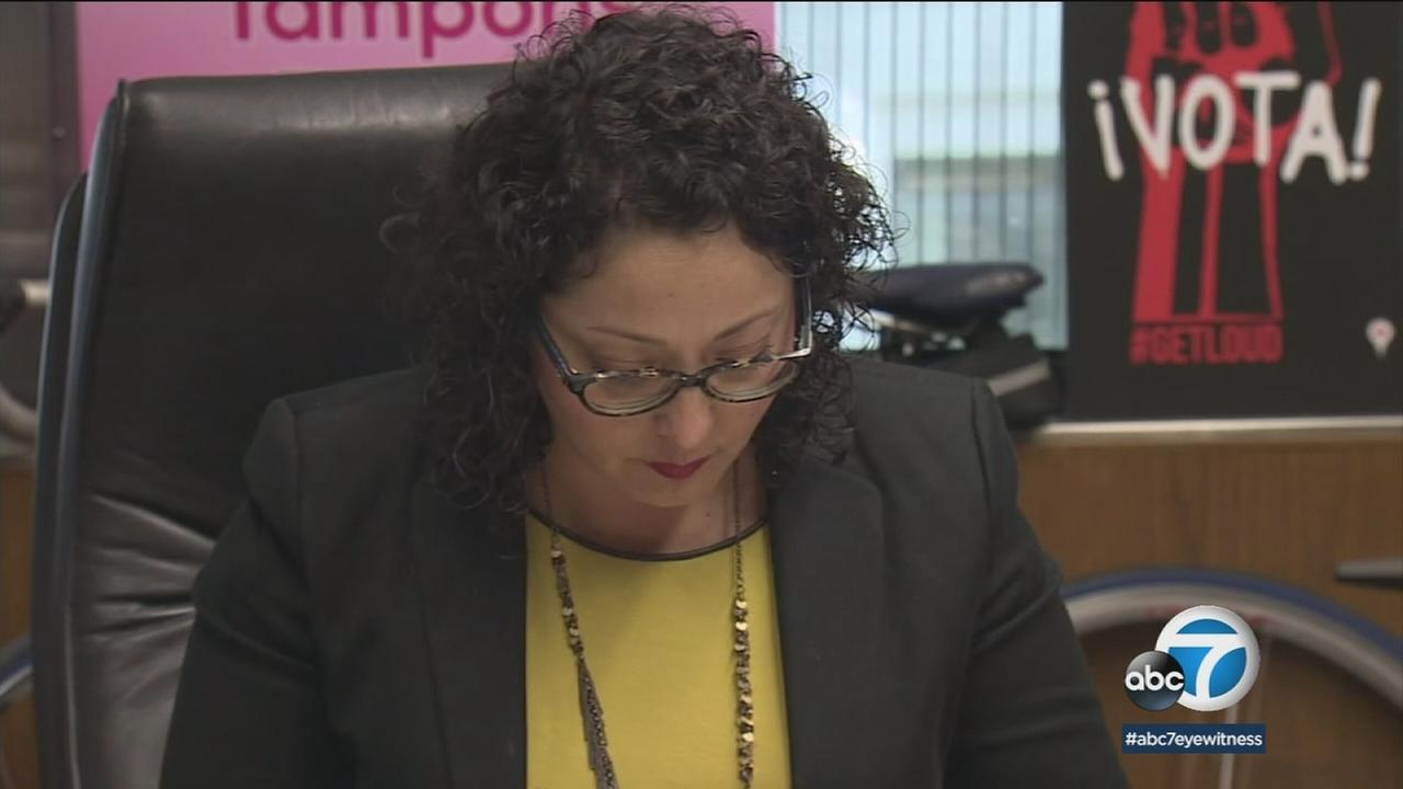 Another misconduct accusation has been filed against Assemblywoman Cristina Garcia, D-Bell Gardens.