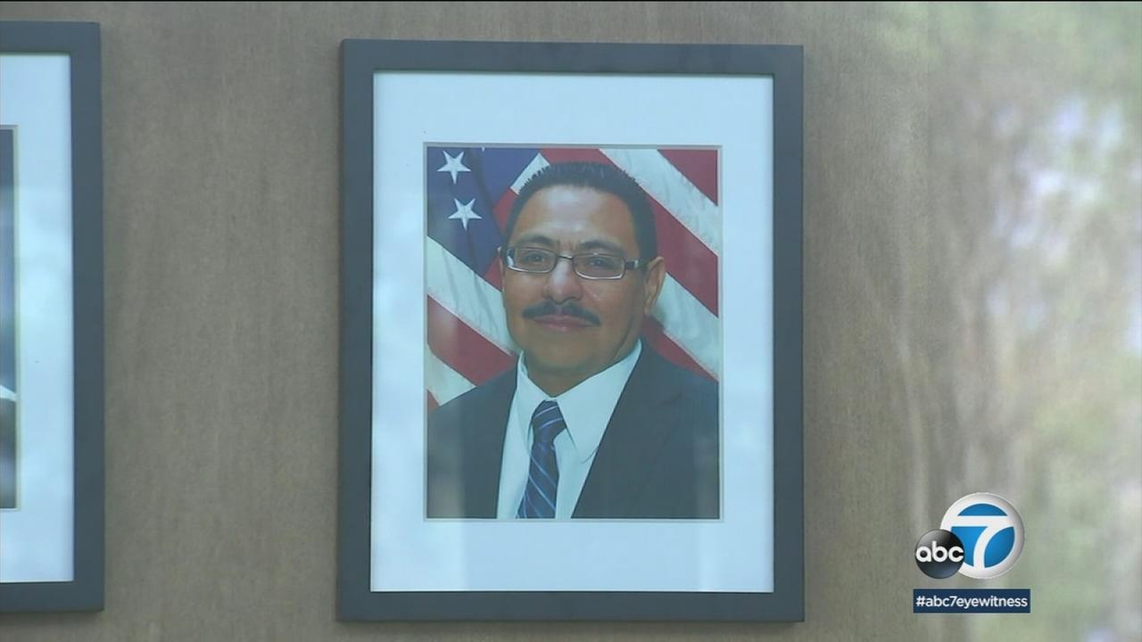 A female worker at Lynwood City Hall claims she was the victim of repeated harassment by the Mayor Pro Tem, Edwin Hernandez.
