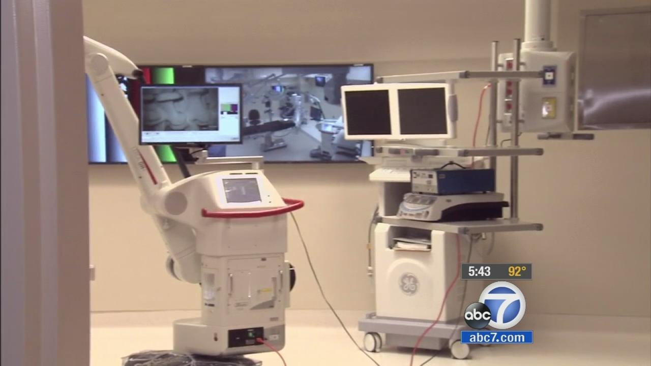 Mission Hospital in Mission Viejo is about to open a new neuroscience and spine institute with the latest technology.