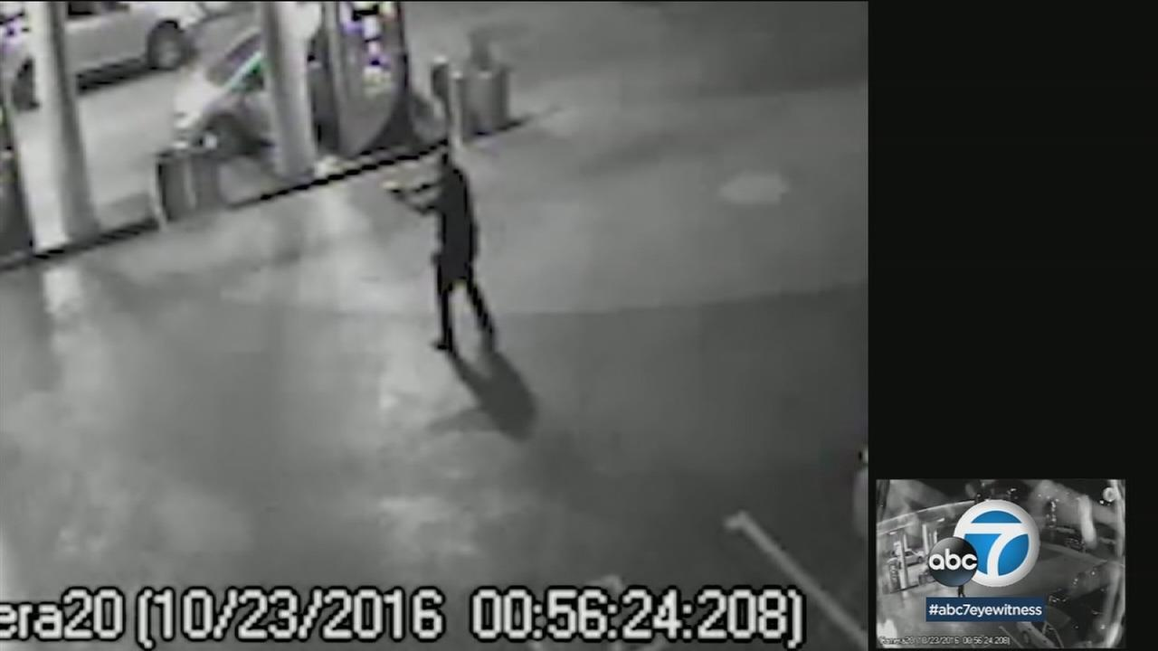 Video shows a shooting that happened at an Echo Park bar that is often frequented by LAPD officers.