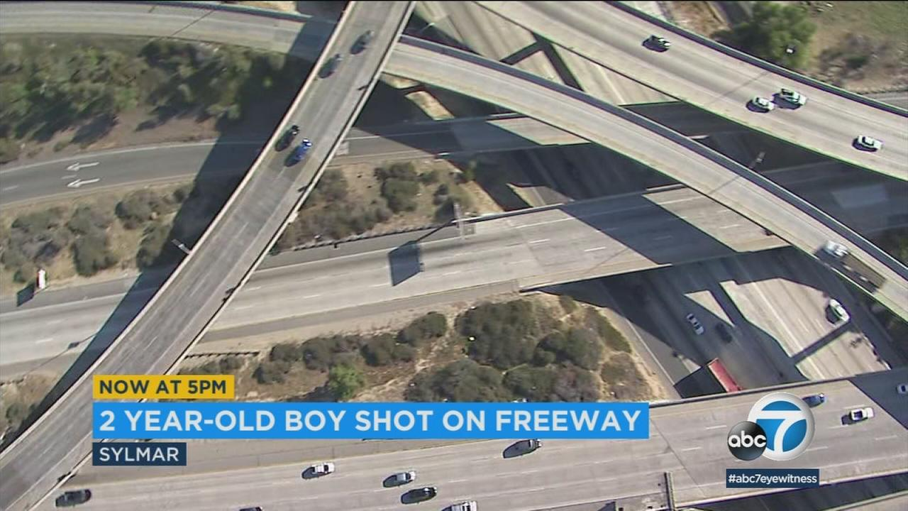 The 118 Freeway is shown in a photo.