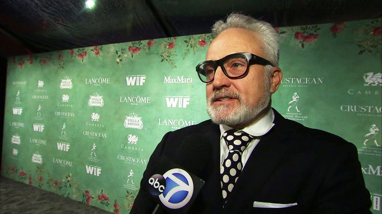 Bradley Whitford talks Oscars excitement at a Women in Film event on Friday, March 2, 2018.