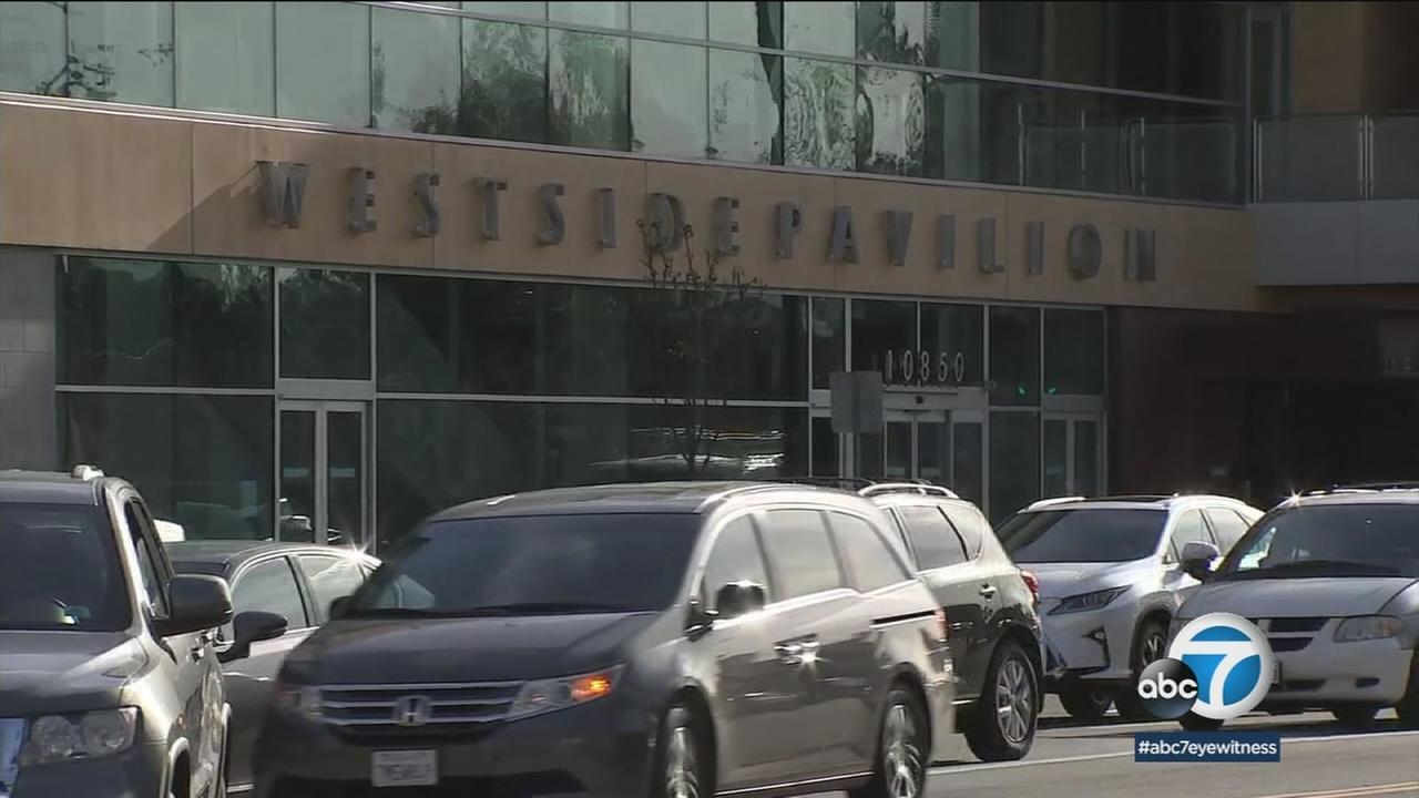 The Westside Pavilion, open since the 1980s, is converting most of its retail stores to office space.
