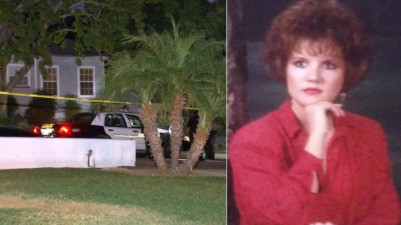 Alice Medina Kaplan, 46, was found dead inside her SUV behind her familys home in the 200 block of Mauna Loa Drive in Monrovia on Sunday, Sept. 21, 2014.