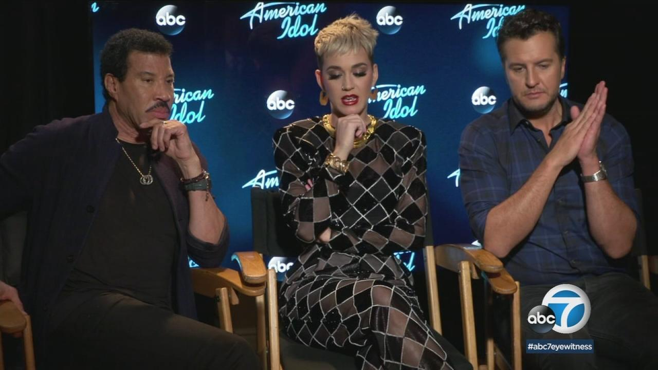 Lionel Richie, Katy Perry and Luke Bryan look forward to learning about the contestants journeys and finding the next American Idol.