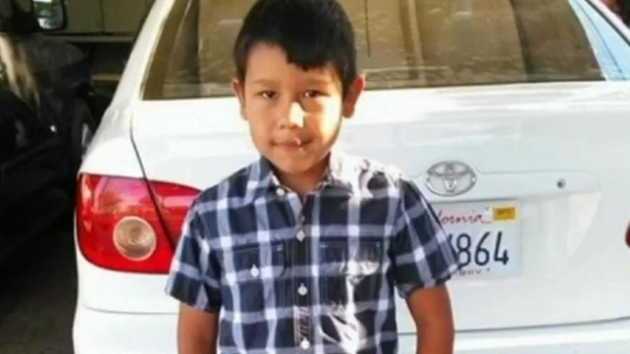 Authorities are investigating a hit-and-run that claimed the life of a 10-year-old boy who was walking with his family to his grandmothers home in Lake Elsinore.