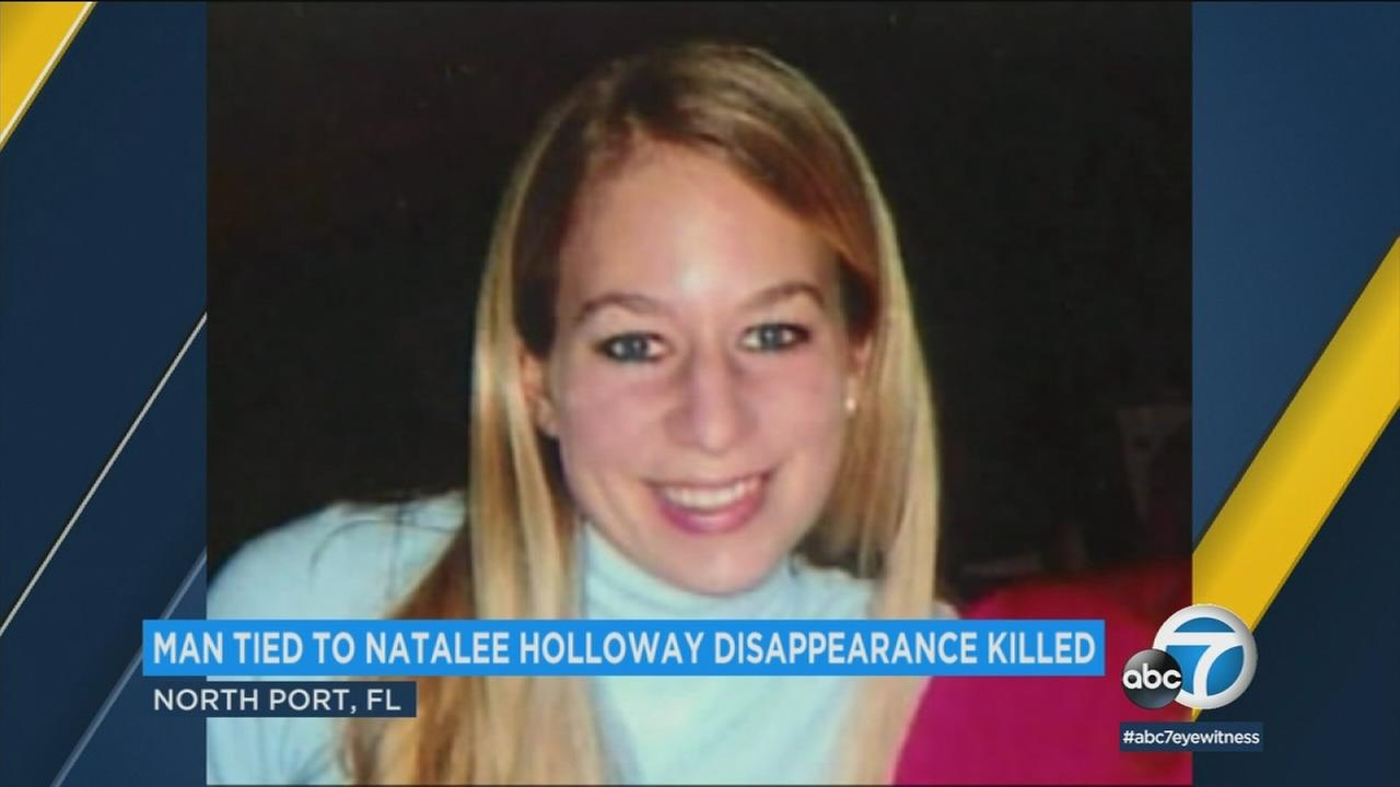 Natalee Holloway went missing in Aruba in 2005. Her disappearance has never been solved and her body has not been found.