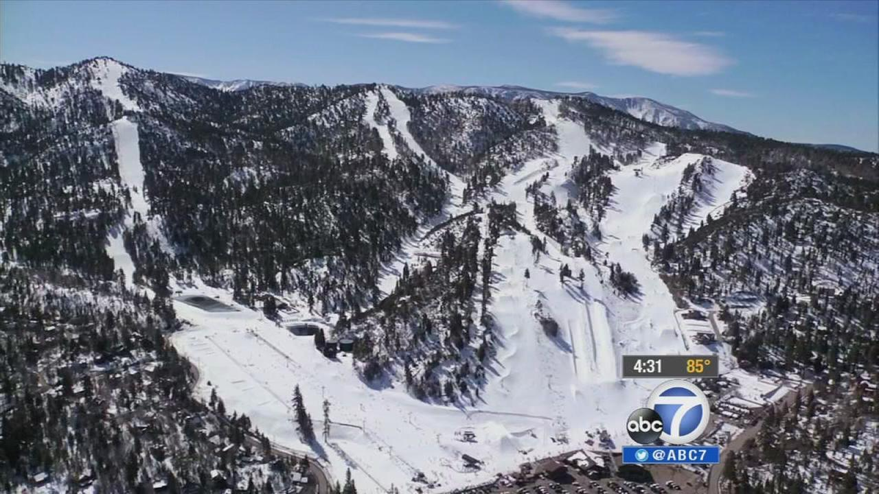 Mammoth Mountain Ski Resort Buys Big Bear Snow Summit