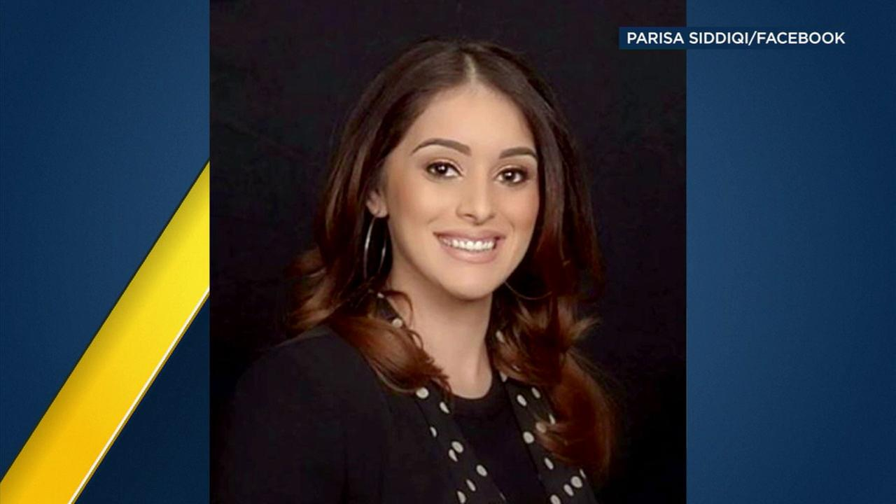 Parisa Siddiqi, 29, who was gunned down by her ex-husband at The Oaks Mall in Thousand Oaks on Saturday, March 17, 2018.