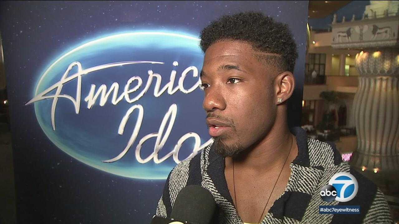 American Idol contestant Marcio Donaldson steps into the musical arena while also stepping into the role of adoptive father.