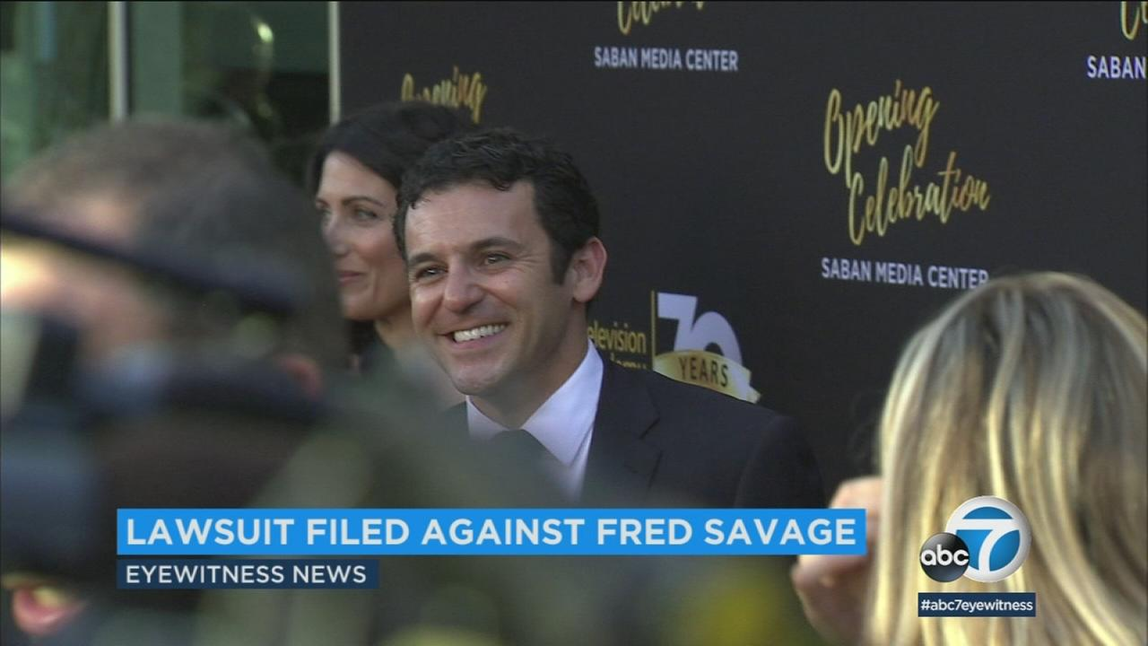 A new harassment lawsuit against actor Fred Savage was announced on Wednesday.