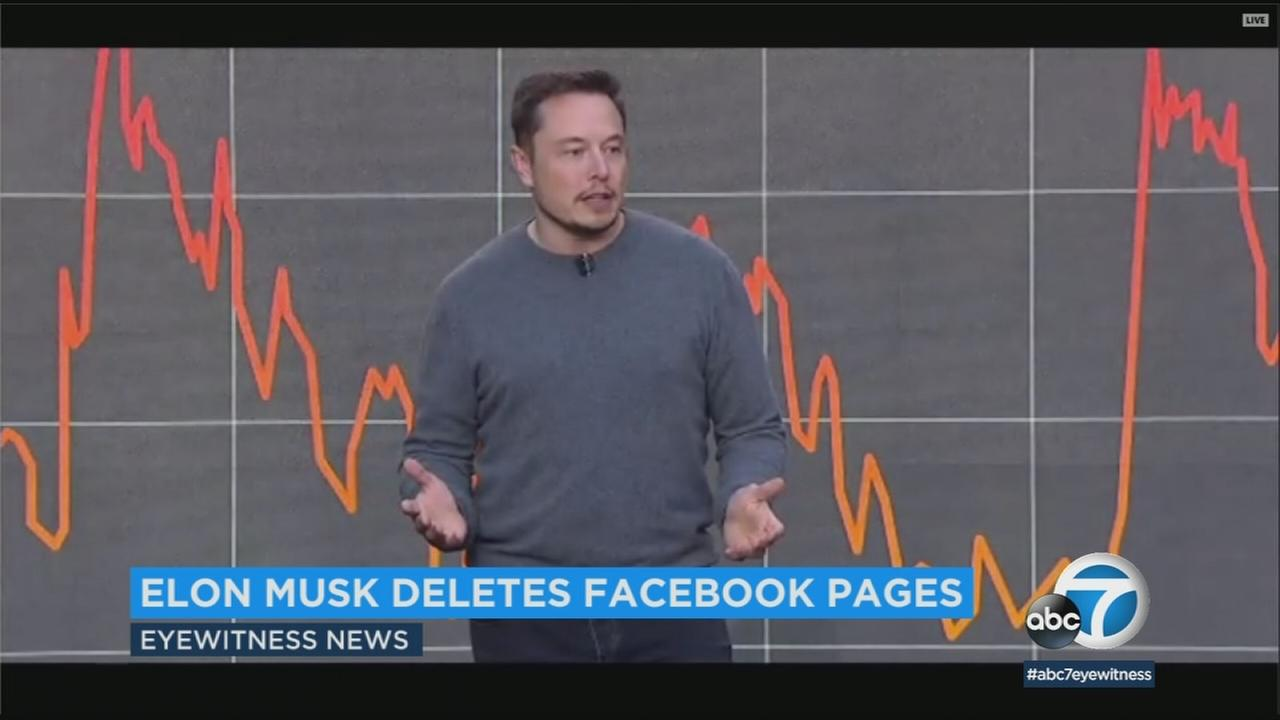 Someone on Twitter challenged the SpaceX and Tesla CEO to ditch his personal and business pages in support of the #deletefacebook movement.