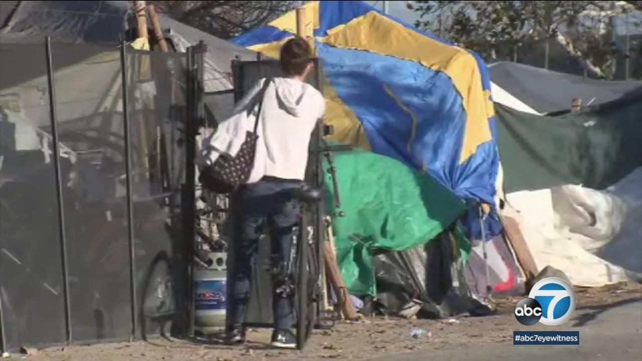 A state-owned center for the developmentally disabled in Costa Mesa is being eyed as a possible site for relocating some of Orange Countys homeless population.