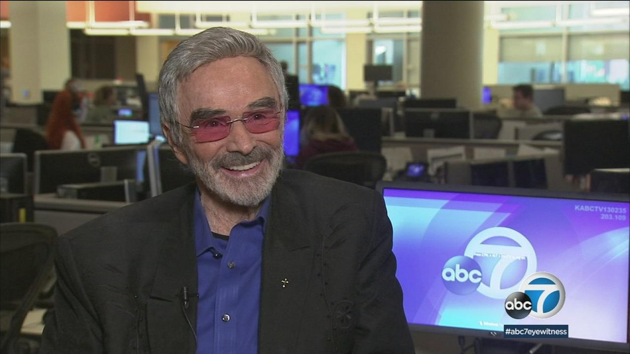 Burt Reynolds says his role in the new film The Last Movie Star hits close to home and caused him to dig deep and reflect on tough times.