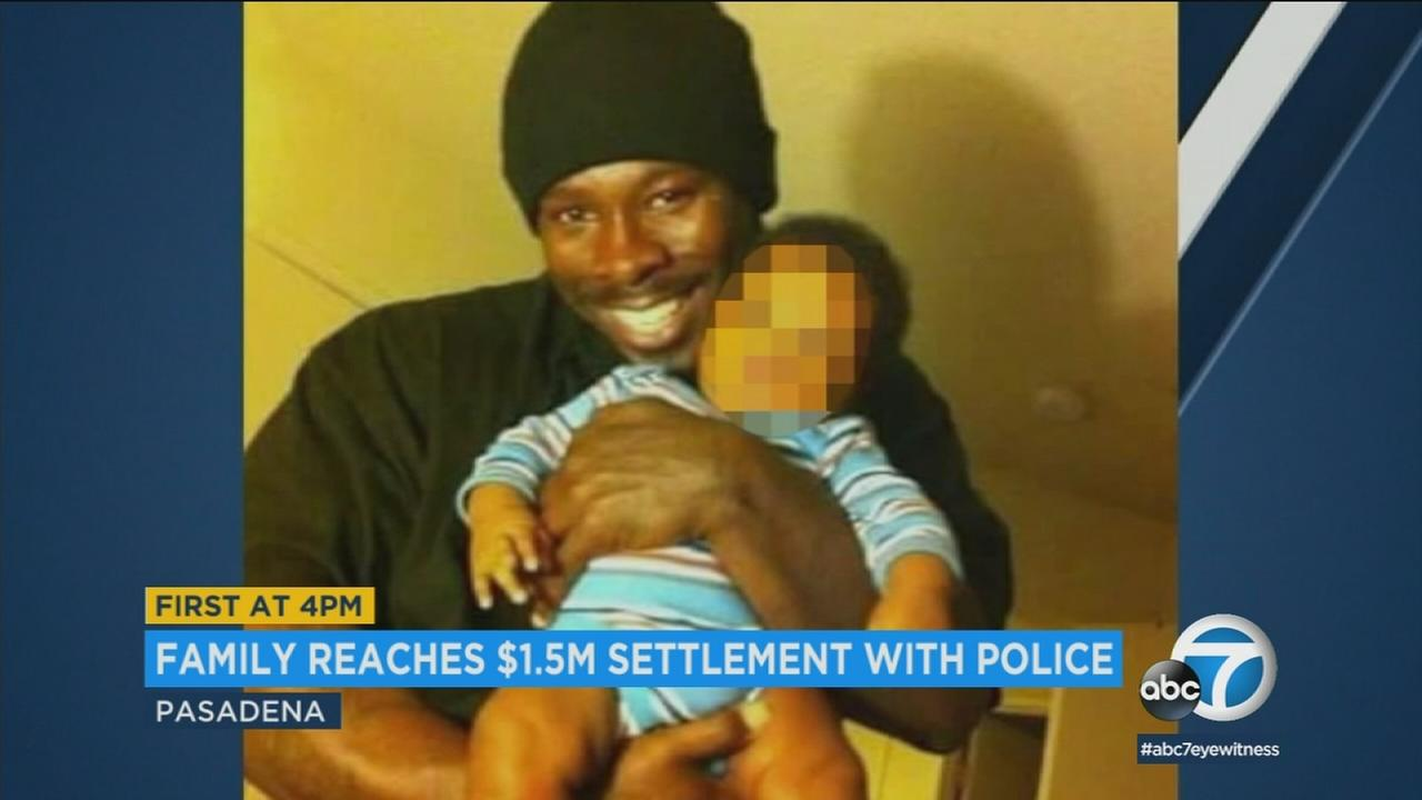 Reginald Thomas, a father of eight, died on Sept. 30, 2016 during an encounter with Pasadena police. Investigators say drugs were to blame.