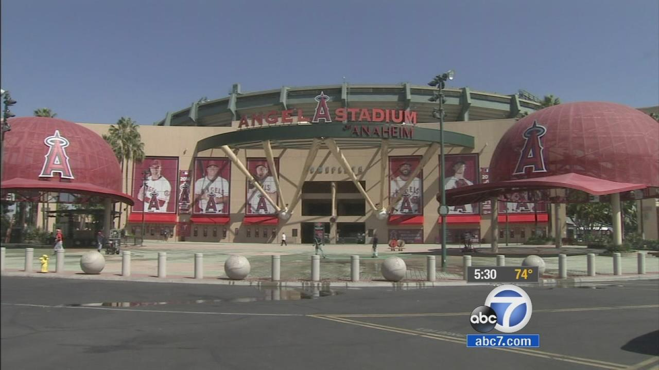 The Los Angeles Angels are considering options for a new home ballpark after ending negotiations with Anaheim over a renewed lease on the teams current stadium.