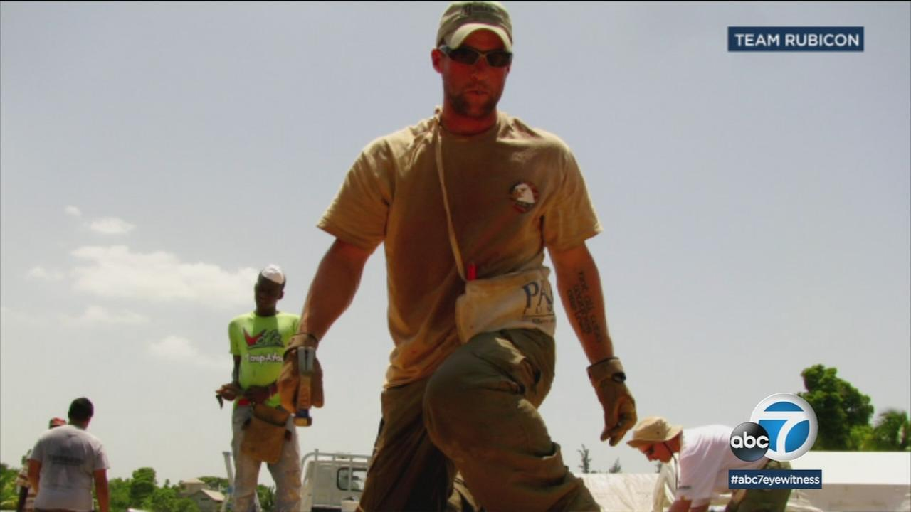 When a massive earthquake struck Haiti in 2010, two U.S. Marines responded to the devastated region. Its how Team Rubicon was born.