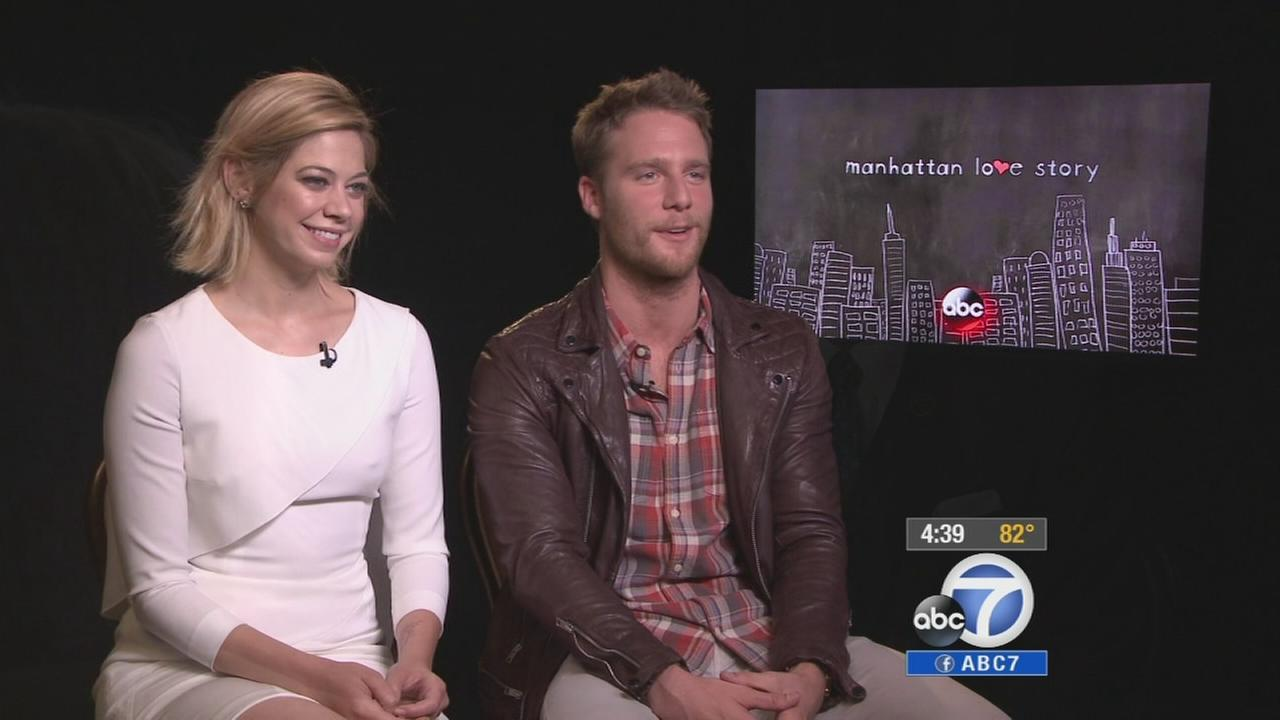 Analeigh Tipton and Jake McDorman