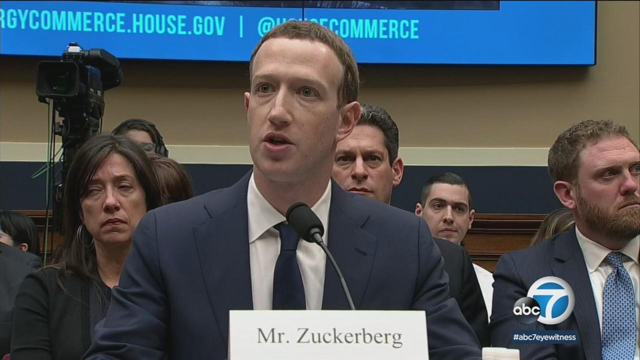 Facebook CEO Mark Zuckerberg told a House oversight panel Wednesday that he believes it is inevitable there will be regulation of the social media industry.