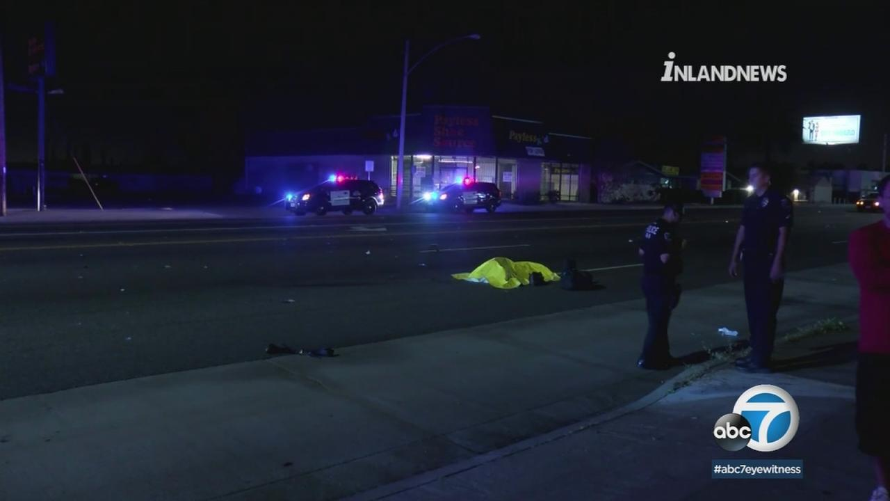 Investigators in Rialto have identified the victim of a deadly hit and run.