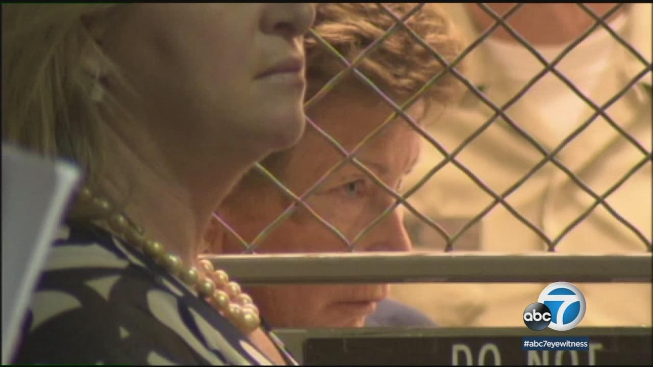Lois Goodman, a tennis umpire from Woodland Hills, was accused of murdering her husband in 2012, but the case was dismissed.
