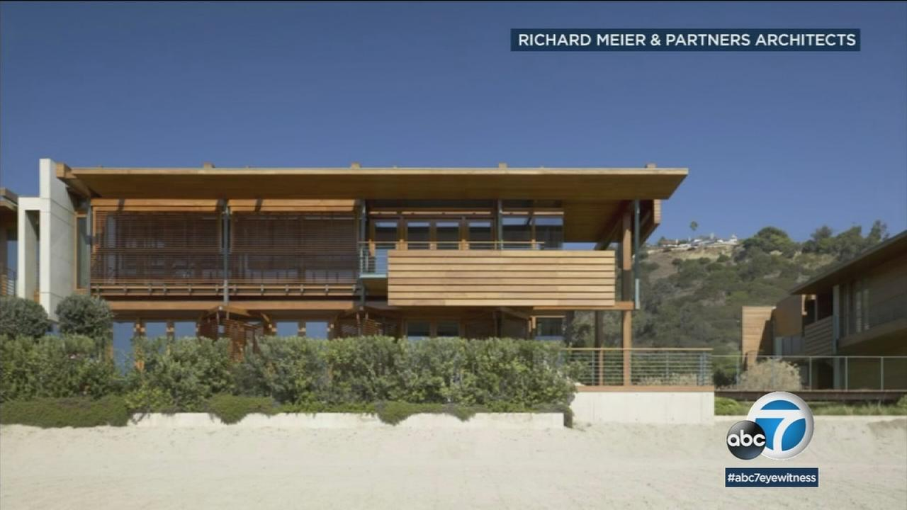 A Malibu home on appropriately named Billionaires Beach just sold for $110 million.