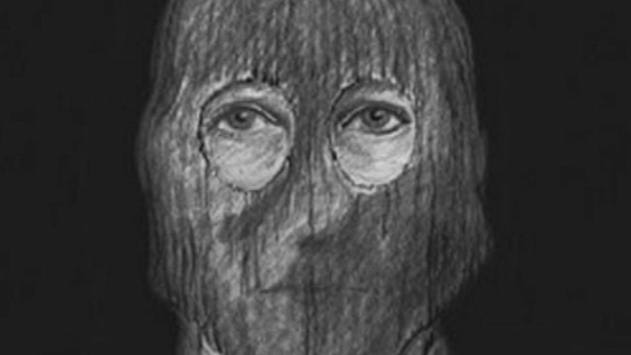 A 1980s sketch of the infamous Golden State Killer.