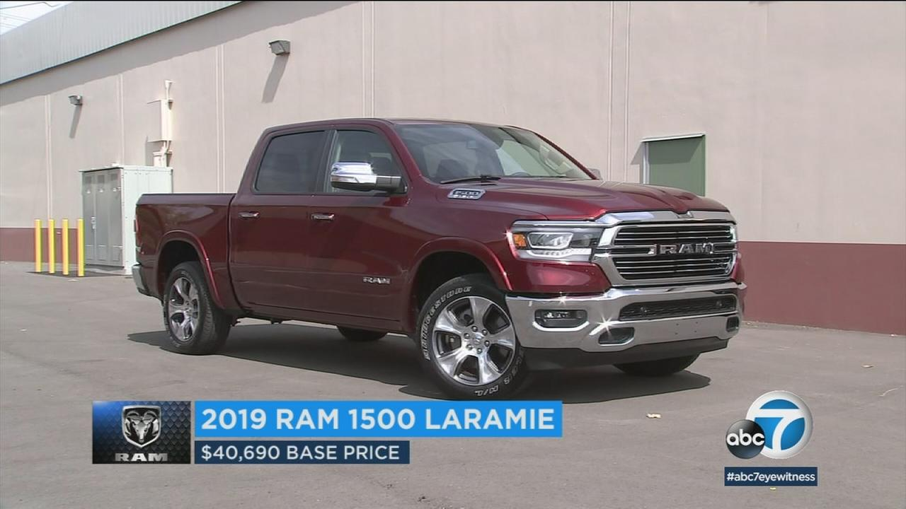 The 2019 Ram 1500 is all new with a host of changes.