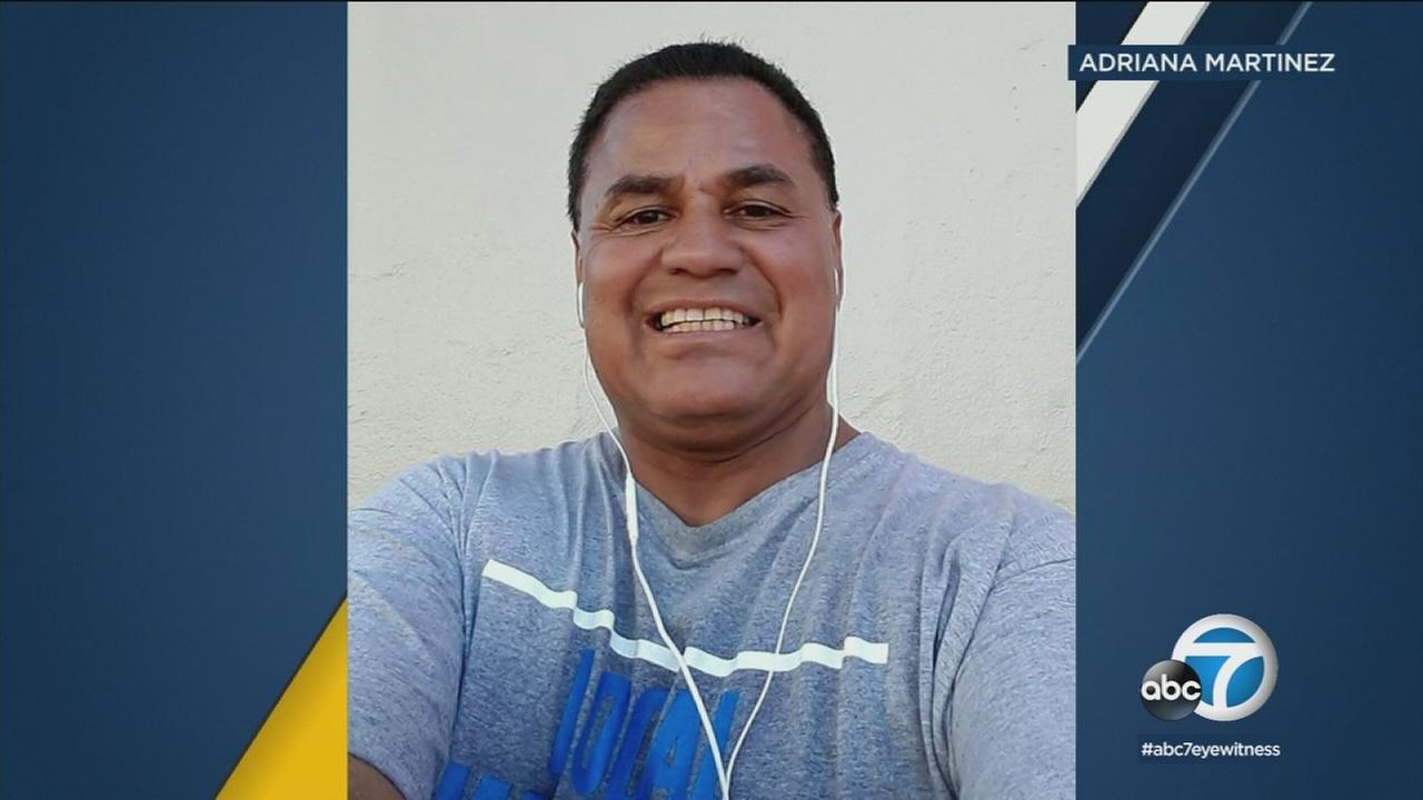 Frankie Martinez, 59, is shown in an undated photo.