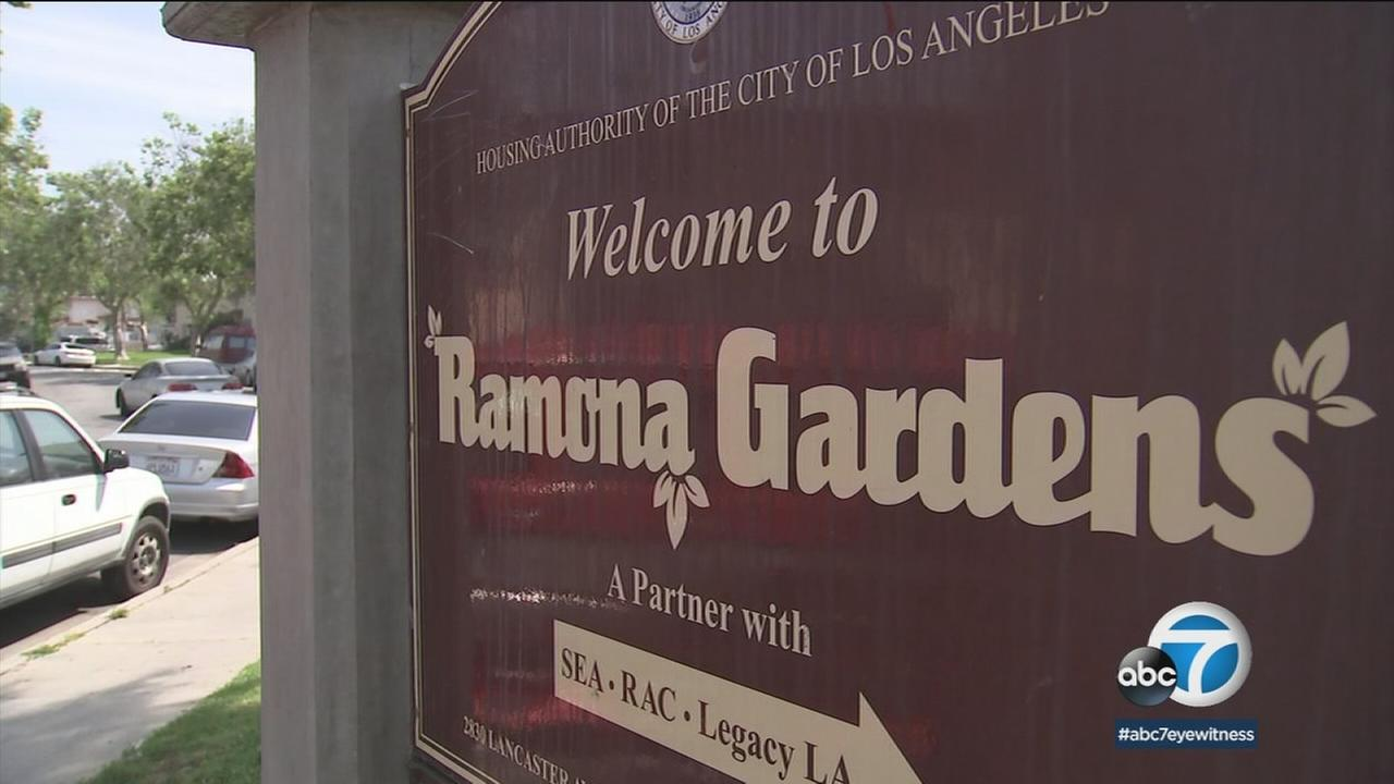 Four years after Ramona Gardens was rocked by racially fueled firebombings, the community is working together to reshape itself.