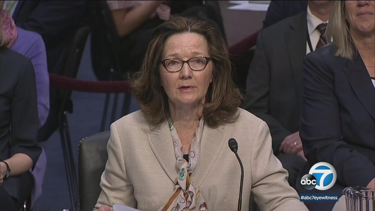 Gina Hapsel said that if she is confirmed by the Senate, the CIA will not undertake a harsh interrogation program like the one used after 9/11.