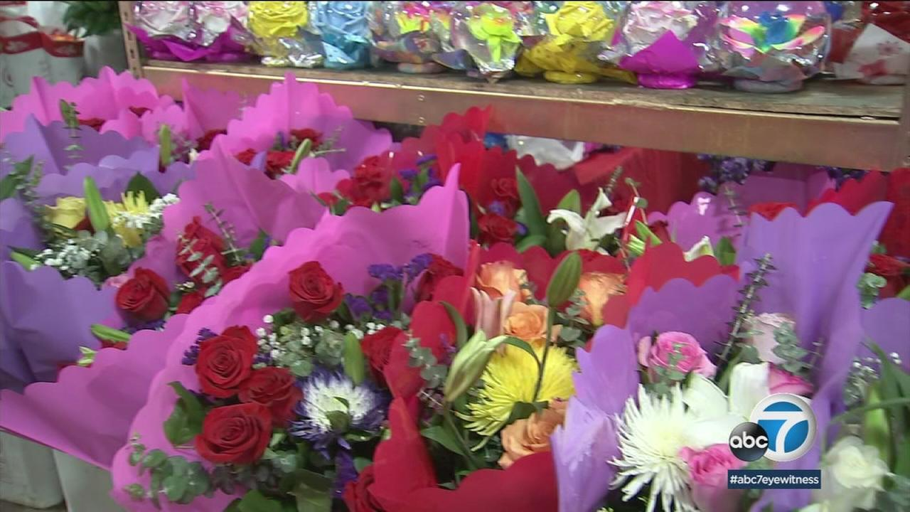 If youre planning on getting flowers for Mothers Day, the California Flower Mall will be open around the clock starting Saturday morning.