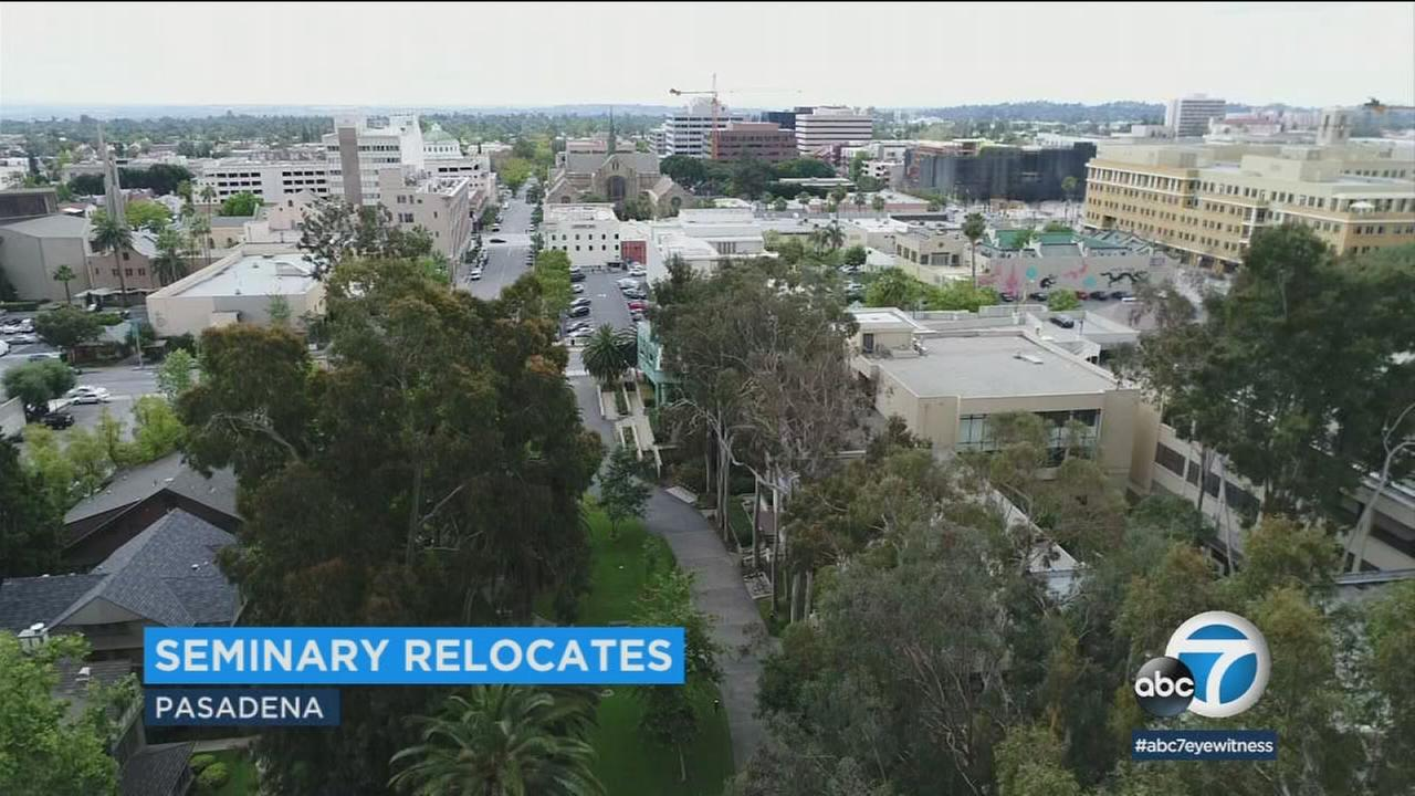 With rising rents in Pasadena, Fuller Seminary, the largest multidenominational seminary in the country, has decided to relocate to Pomona.