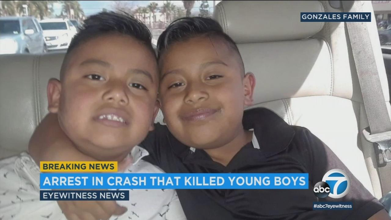 A street-racing crash in Mead Valley claimed the lives of brothers Antonio and Dominick Gonzales.