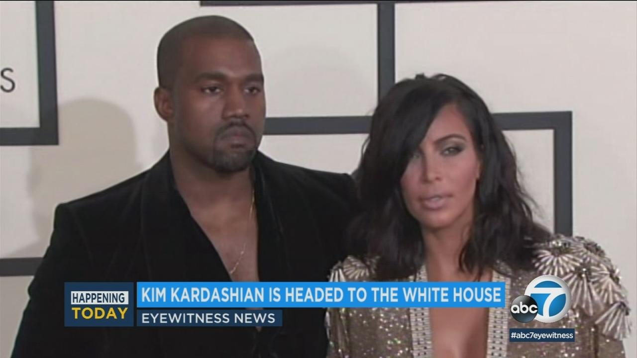 Kim Kardashian West visited the White House on Wednesday to discuss prison reform with President Donald Trumps son-in-law and senior advisor Jared Kushner.