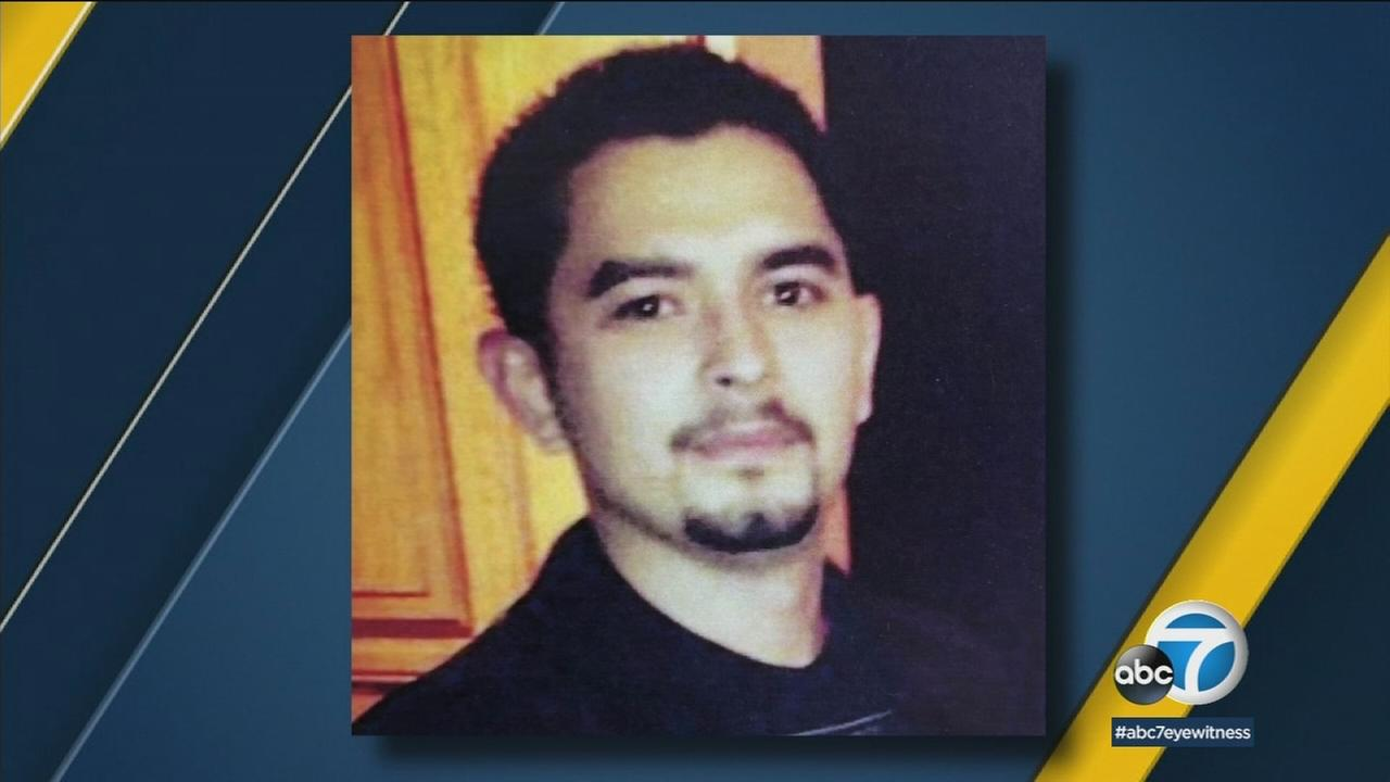 Javier Ramos, 30, is shown in an undated photo provided by his family.