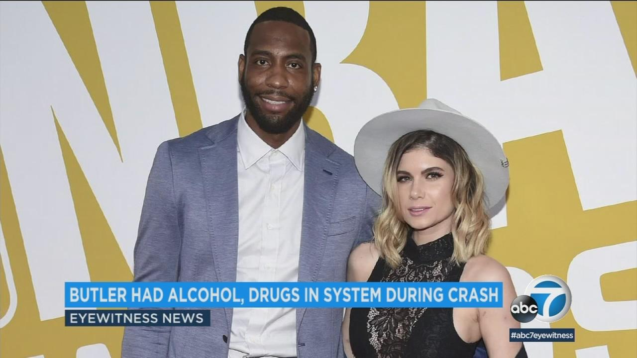 Former L.A. Clippers player Rasual Butler and his wife Leah LaBelle Vladowski died in a Jan. 29 car crash.