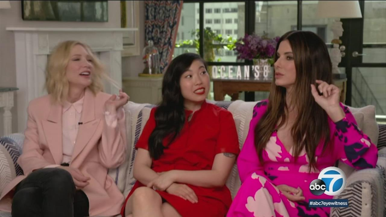 Oceans 8 brings together a diverse cast of female characters in a smart action comedy.