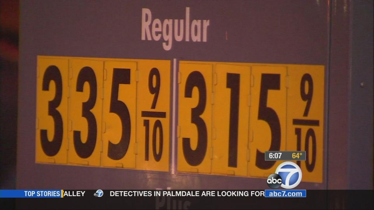 Gas prices are hitting a new low for the year, and the downward trend is expected to continue, according to AAA.