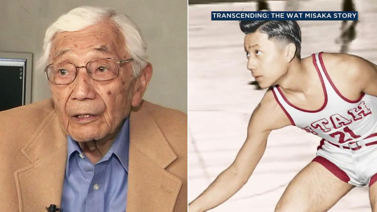 Wat Misaka would become the first-ever non-Caucasian player in professional basketball.
