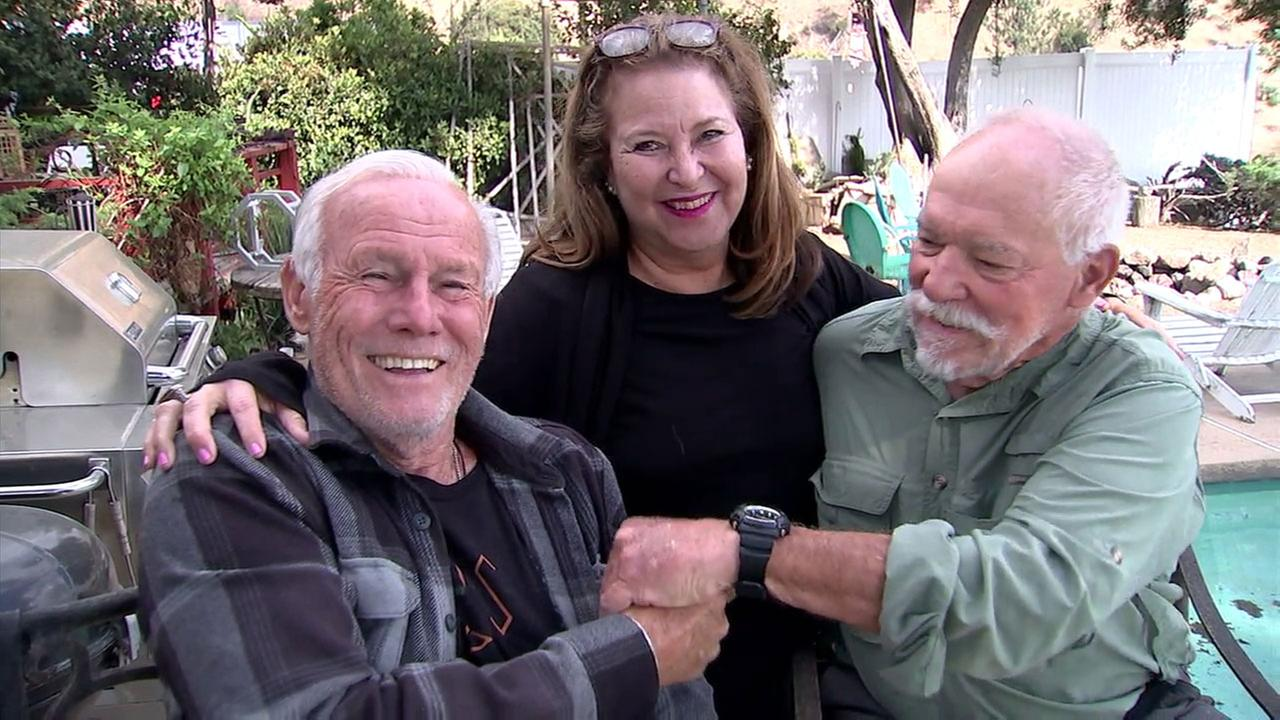 A 72-year-old Sun Valley hiker who went missing for days in the Sequoia National Park spoke exclusively to Eyewitness News after being reunited with his family in time for Fathers Day.